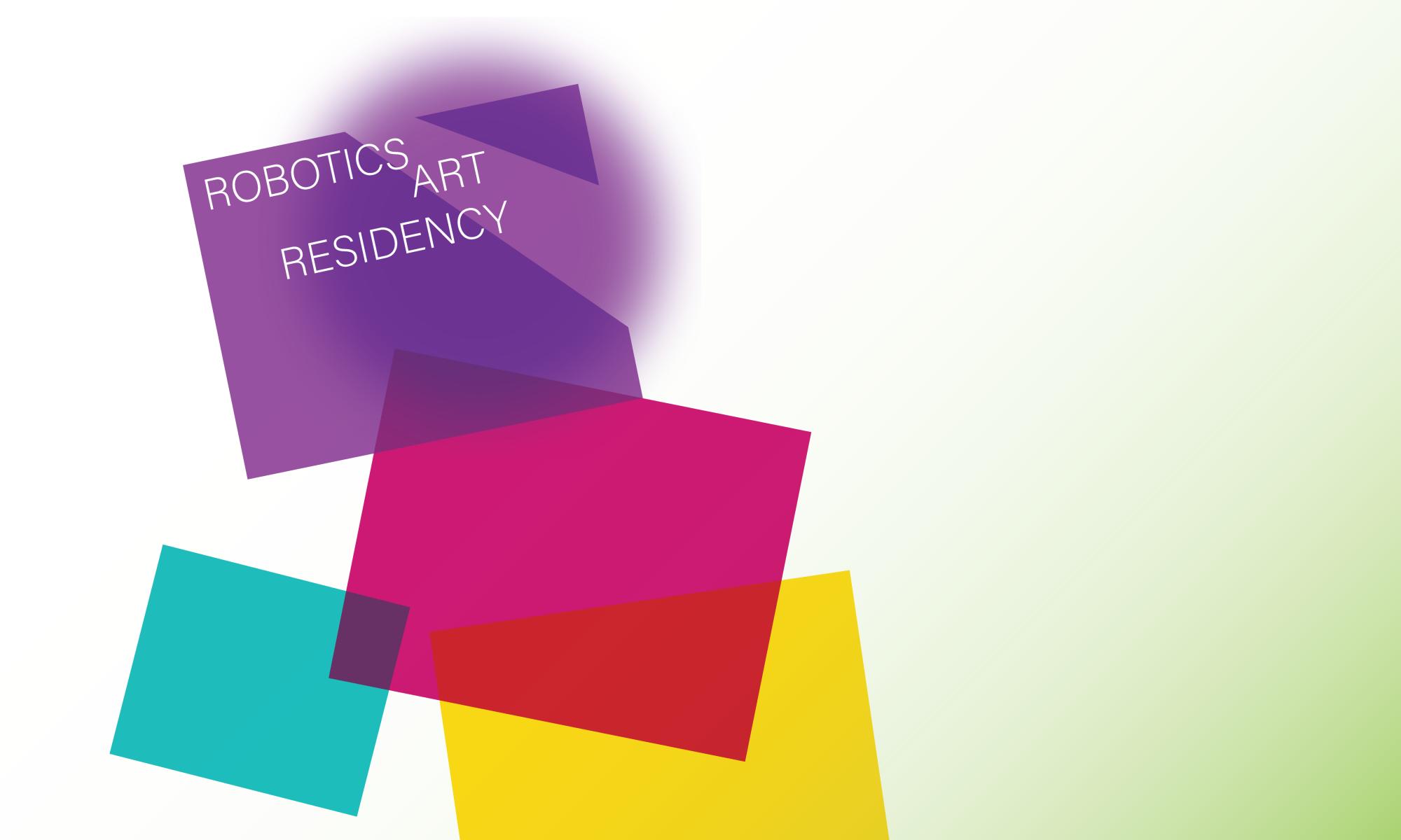 Robotics Art Residency